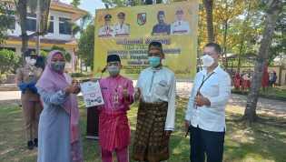 Wawako Ayat Optimistis Tenayan Raya Juara Lomba EKK Tingkat Riau 2021