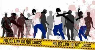 Polisi Dalami Dalang Penyerangan Karyawan PT Langgam Harmuni