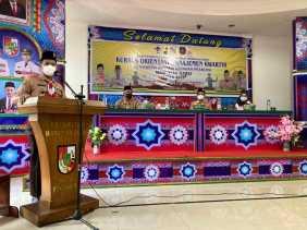 Kwarcab Pramuka Pekanbaru gelar 45 kegiatan di Seluruh Kwartir Ranting