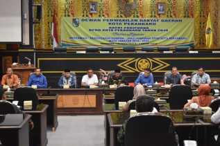 DPRD Samosir, SIjunjung dan Pariaman Belajar ke DPRD Pekanbaru