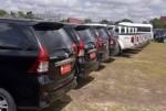 Sekda Pekanbaru Beri Deadline Satpol PP Tarik Mobil Dinas Hingga Oktober