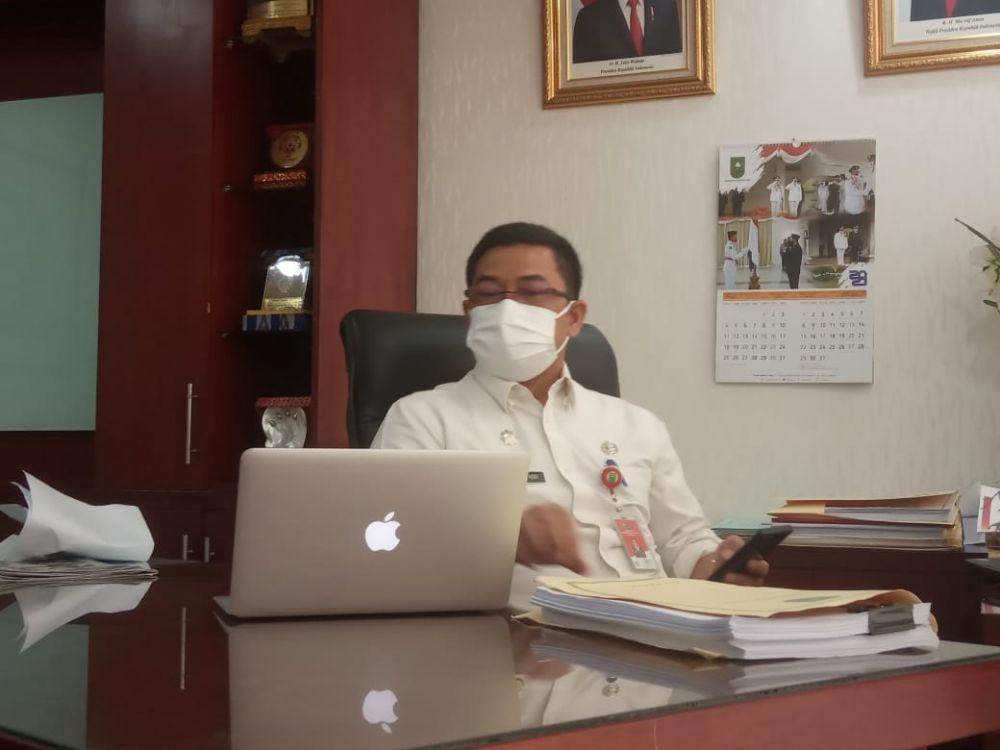 Konversi BRK Jadi Syariah Diharapkan Jadi Penggerak Ekonomi Syariah di Riau
