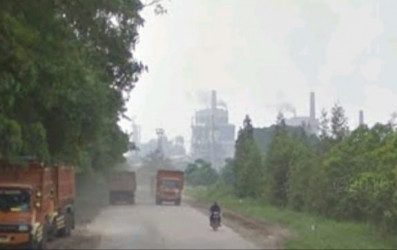 Banyak Truk dari Luar Riau Masuk, Dishub Siak Lirik Potensi Parkir di Jalan Industri