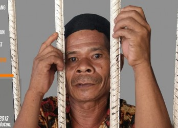 Tebang Pohon di Tanah Ulayat, Petani Suku Sakai Berjuang dari Jeratan Hukum
