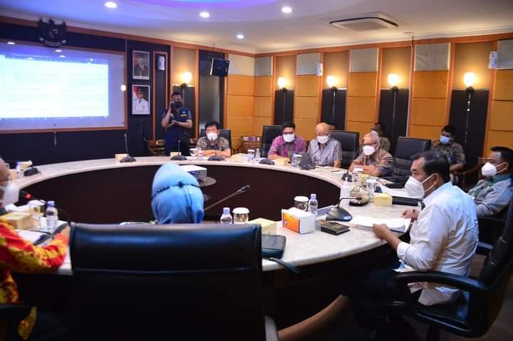 Investor Korsel Tertarik Kelola Sampah di Pekanbaru