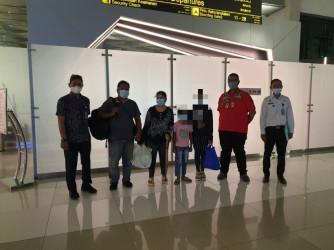 Menolak Masuk Rudenim Pekanbaru,  3 Warga Sri Lanka Kabur dan Ditemukan di Bogor