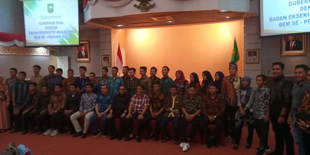 Mahasiswa Apresiasi Pertemuan Gubernur dan BEM